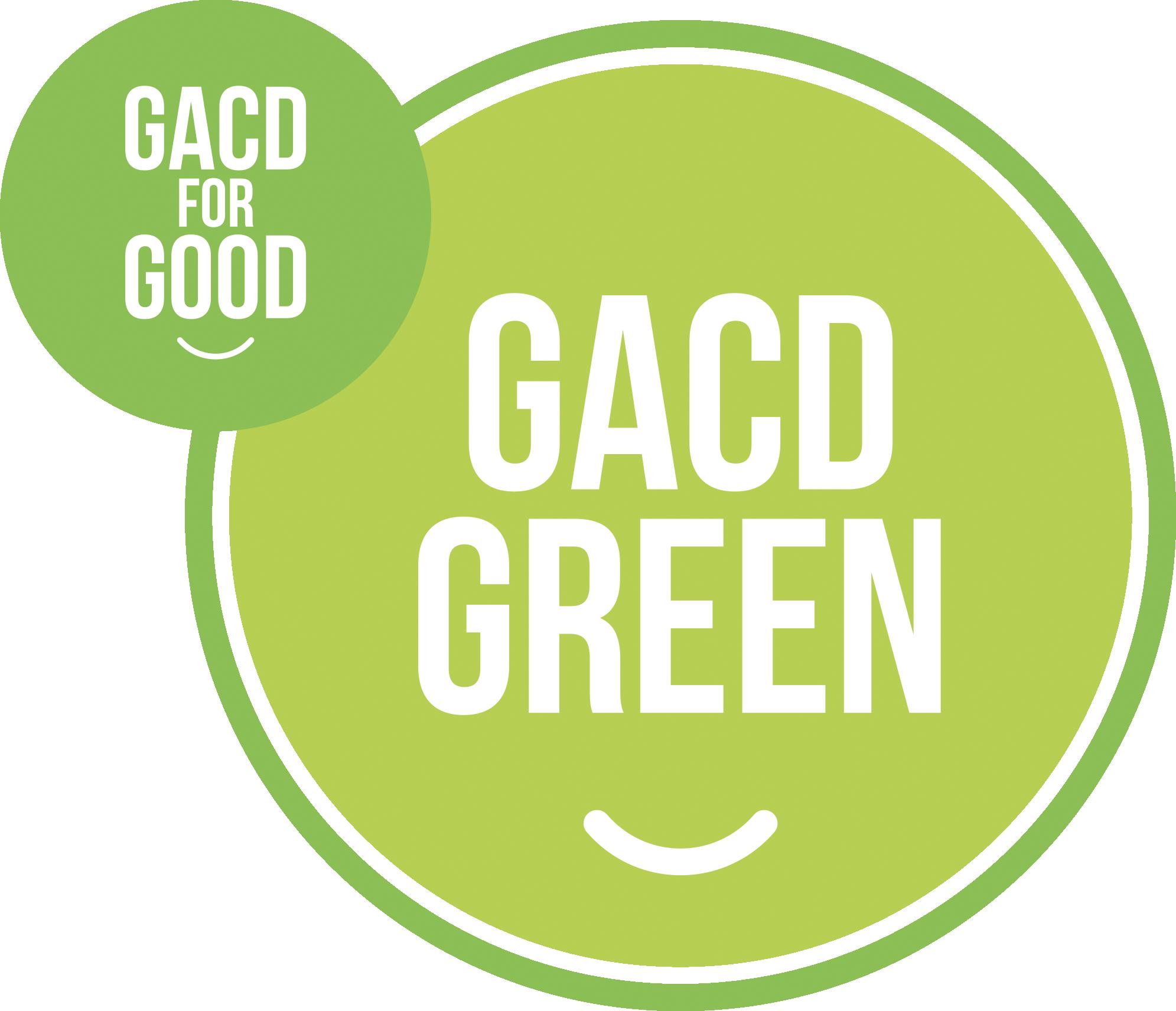 logo GACD Green