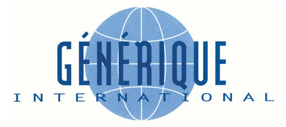 logo Generique International