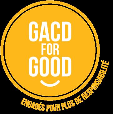 logo GACD FOR GOOD