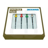 Limes Easy-File Flex - Le kit assorti