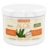 Crème corps Plantana - Le pot de 500 ml