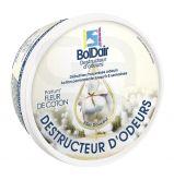 BOLDAIR GEL DESTRUCTEURS D'ODEURS FLEUR DE COTON