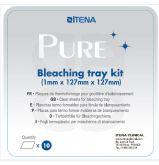 Pure Bleaching Tray- La boîte de 10 plaques