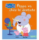 Peppa Pig va chez le dentiste