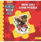 Mon joli livre puzzle Pat' Patrouille