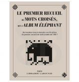 Recueil de mots croisés - Album éléphant