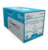 Sutures en soie non résorbables DemeSilk - Les 12 sutures longueur 75 cm
