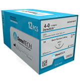Sutures en soie non résorbables DemeSilk - Les 12 sutures longueur 45 cm