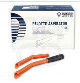 Canules Pelotte - Les 50 canules + 1 adaptateur 16mm > 11mm