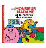 Monsieur Madame - Les Monsieur Madame et a rentrée des classes