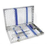 Cassette Bleue Galaxy 28 X 18 - La cassette de 12 instruments