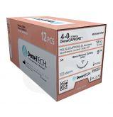 Sutures PGCL monofilament résorbables DemeCAPRONE - Les 12 sutures longueur 75 cm