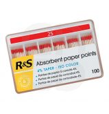 POINTES PAPIER ISO 45-80 28MM R&S (200)