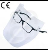 Visières pour lunettes de vue - Le lot de 3 visières