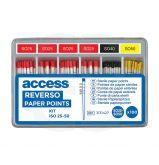 Pointes Papier Reverso L 28 mm - La boîte de 100 pointes