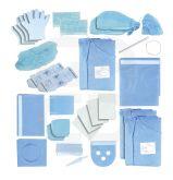 Kit d'implantologie Start en polyéthylène - Le carton de 5 Kits