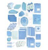 Kit d'implantologie Protect Plus en polyéthylène - Le carton de 5 Kits