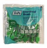 Brossettes interdentaires Original Tepe Vert - Le lot de 25 brossettes
