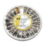 SCREW POST INOX DIA.1,50MM LONG.8MM R&S (12)