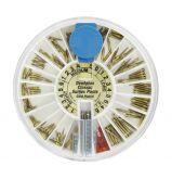 SCREW POST DORES DIA.1,35MM LONG.11,8MM R&S (12)