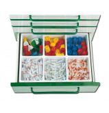 Plateaux pour tiroirs - Le plateau  6 compartiments