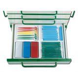 Plateaux pour tiroirs - Le plateau 4 compartiments