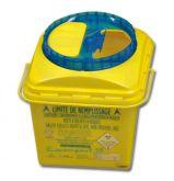 Collecteur d'aiguilles Biocompact - La boîte de 1,8 litre