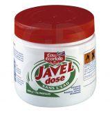 Javel Doses Professionnel - Le pot de 156 pastilles
