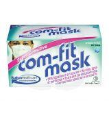 Masques Com-Fit Super Sensitive - La boite de 50 masques blancs