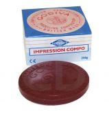 Godiva Red - La boîte de 5 Cires