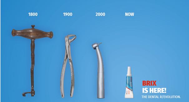 Evolution du Brix par année