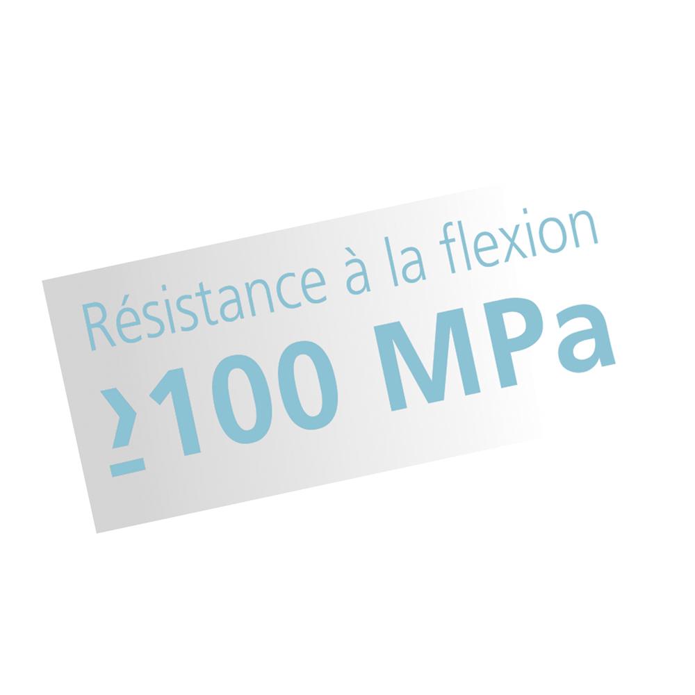 schéma résistance à la flexion
